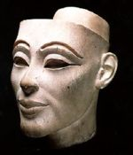 Head of Nefertiti_hp.jpg (5167 bytes)